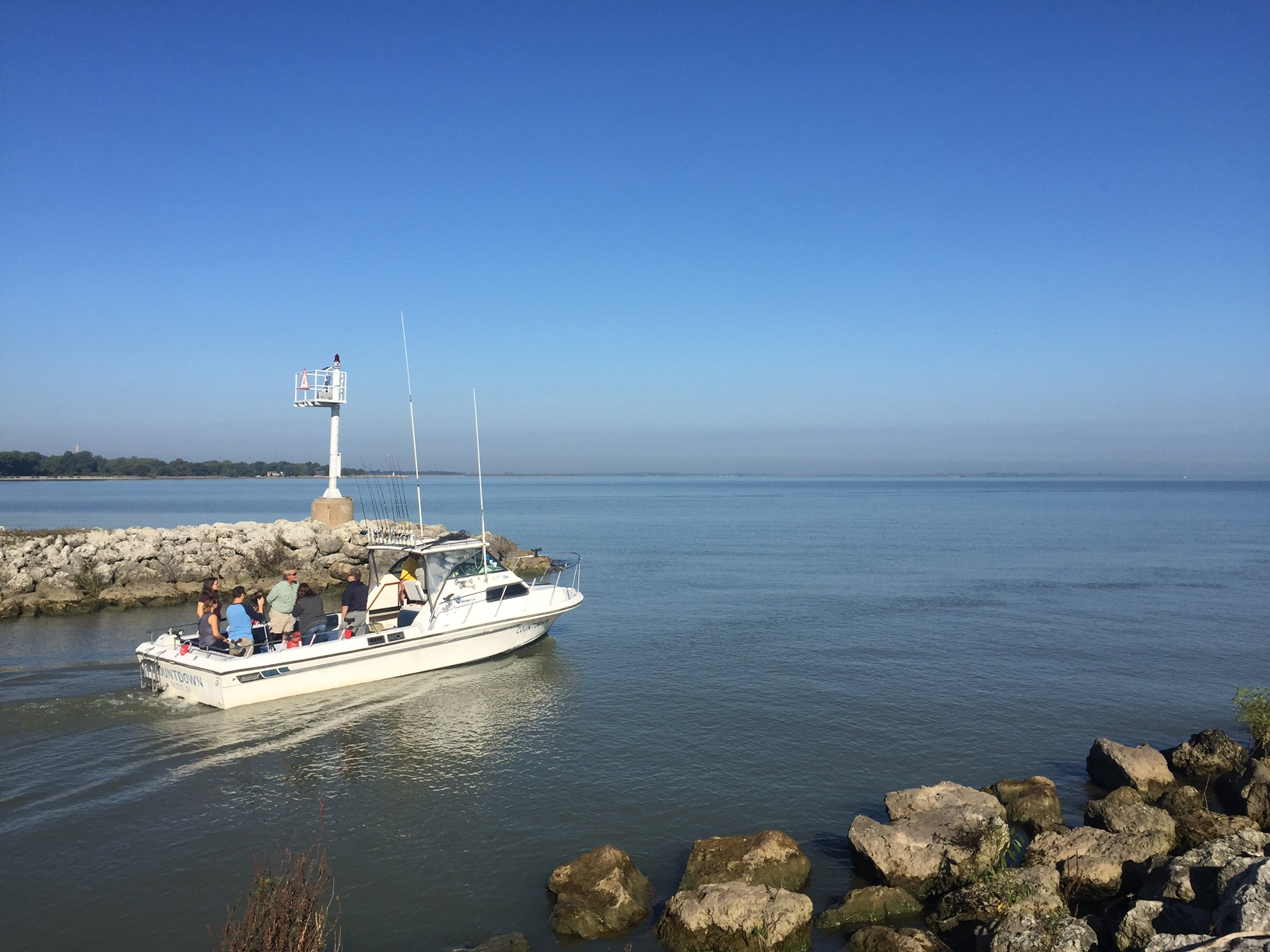 Portman's Bipartisan Senate Infrastructure Bill Invests $1 Billion for Great Lakes Restoration Over 5 Years